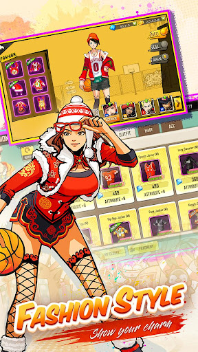 Basketball Hero-Freestyle 2 mobile 3on3 MOBA 1.2.1 screenshots 5