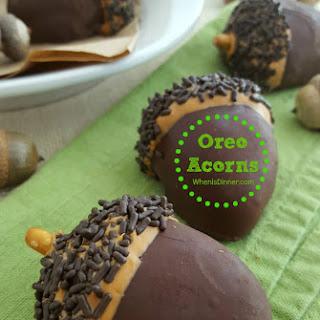 Oreo Acorns.