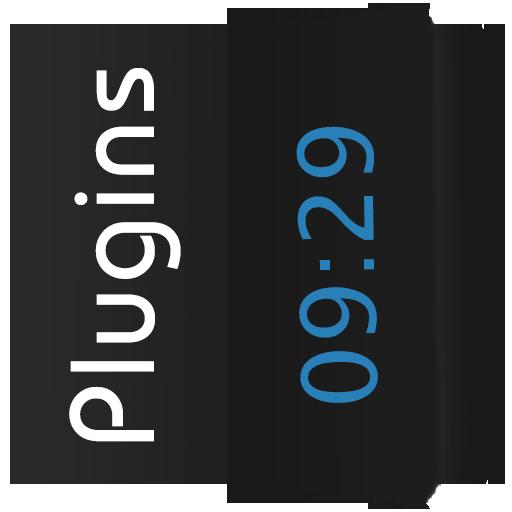 Plugin for Always On Display Screen Bar