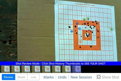 Bullseye Target Manager- screenshot thumbnail