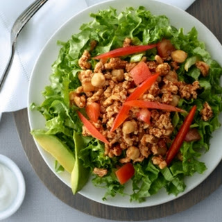Ground Turkey Taco Salad Healthy Recipes.