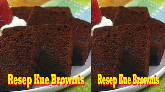 Aneka Resep Brownies Apps On Google Play