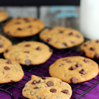 Sweet Potato Chocolate Chip Cookies – Updated!