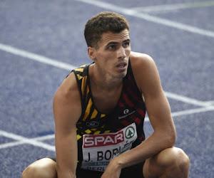 Kevin Borlée: een Belgische atleet met een indrukwekkend palmares
