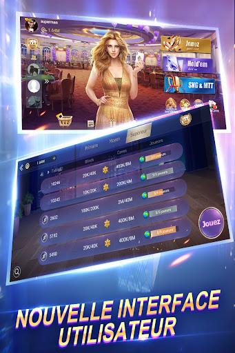 Texas Poker Franu00e7ais (Boyaa) apktram screenshots 5