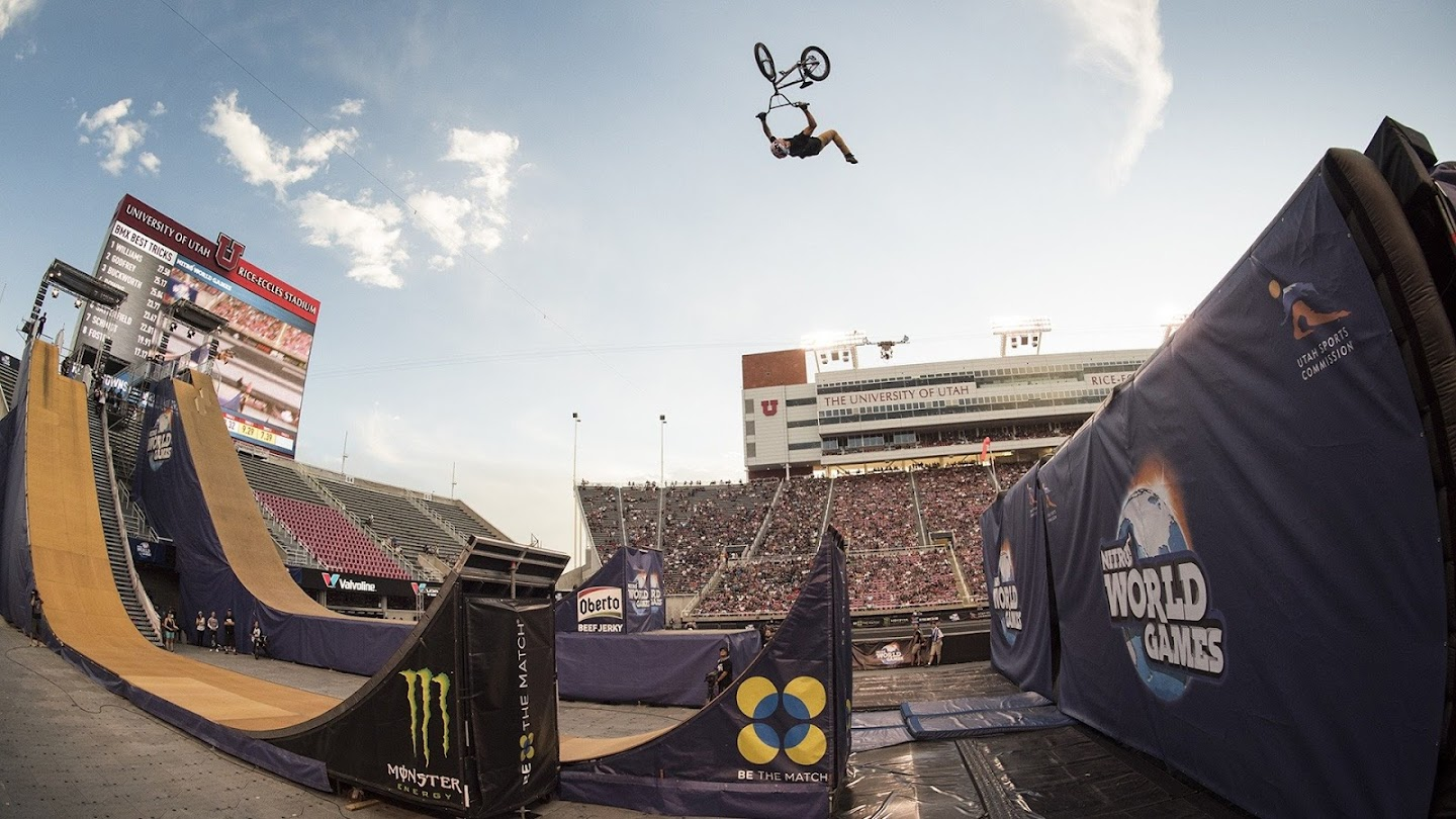 Nitro Circus: Road to the World Games