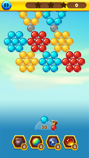 Bubble Bee Pop - Colorful Bubble Shooter Games android2mod screenshots 4