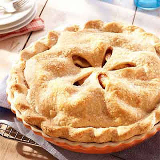 Blue Ribbon Apple Pie.