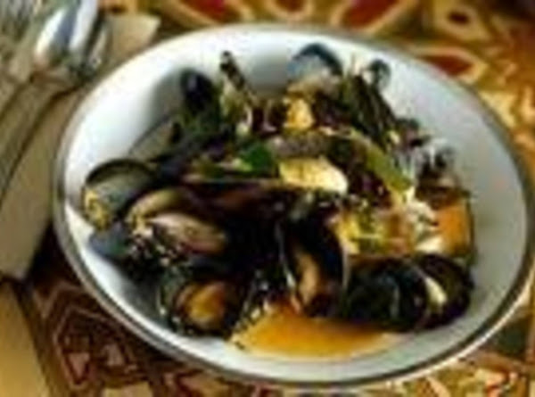 Bay Mussels In White Wine Recipe