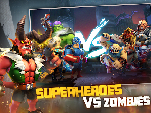 Last Heroes: Battle of Zombies 3.7 screenshots 8