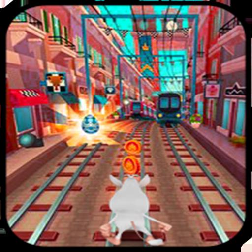 subway super booba running adventure & jungle (game)
