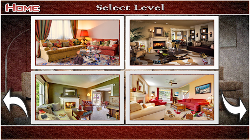 Hidden Objects Living Room Screenshot