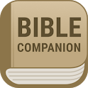 Bible Companion: text, commentary, audio, youth icon