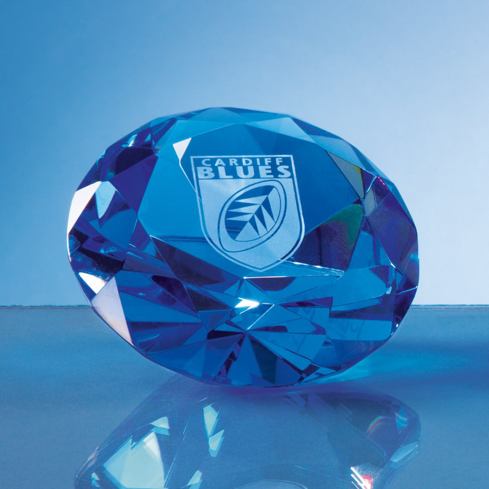 Optical Crystal Diamond Paperweights for Engraving