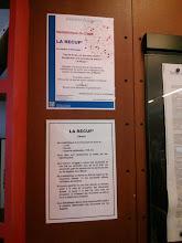 Photo: Médiathèque du Canal (Montigny-le-Bretonneux) Espace d'échange de livres entre les lecteurs