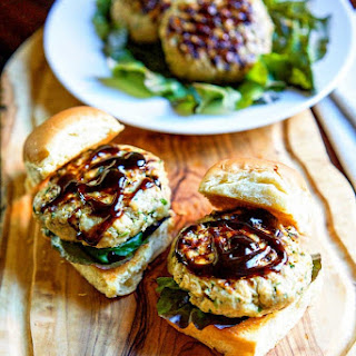 Moo Shu Pork Sliders.