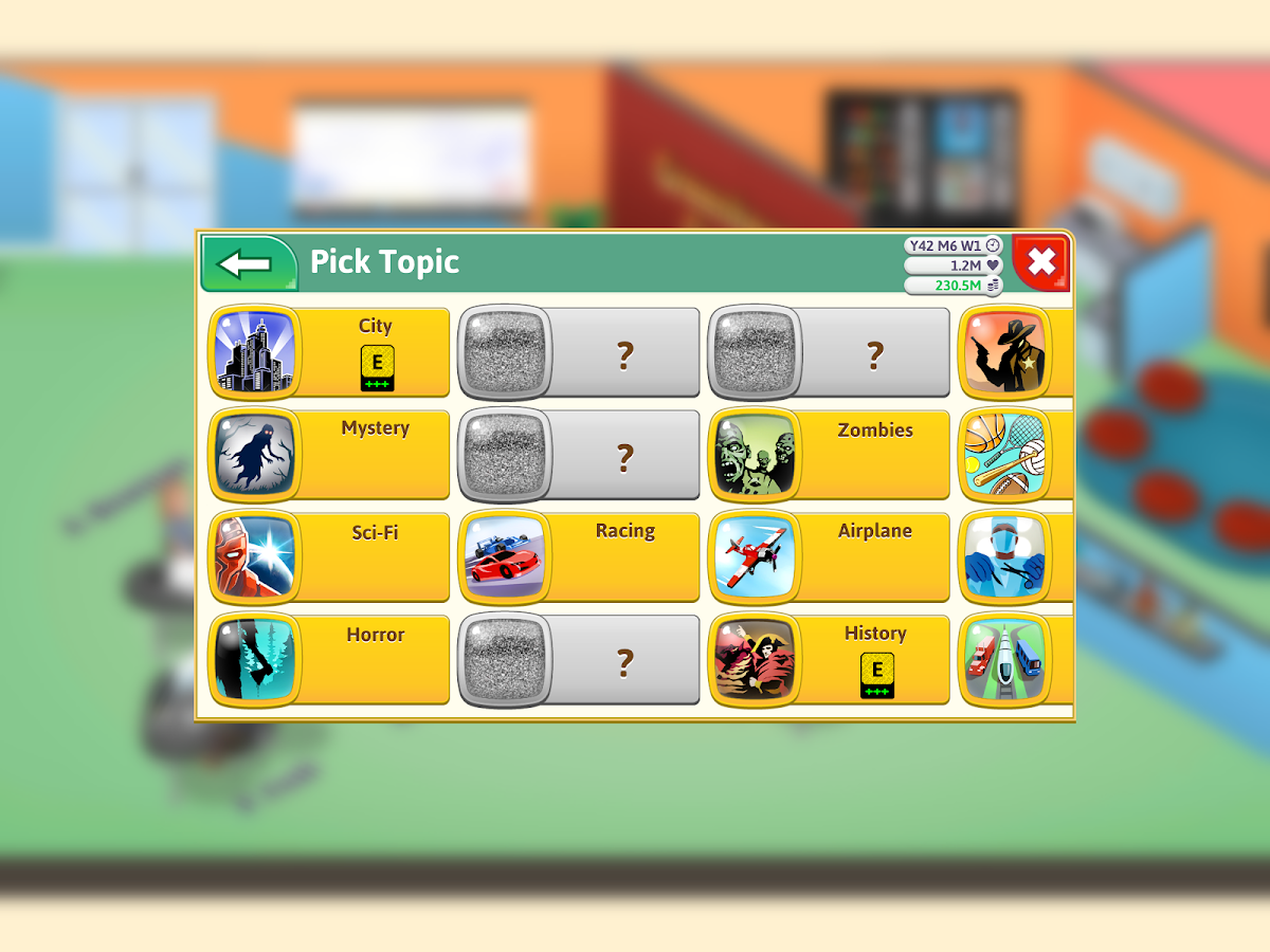 Game Dev Tycoon- screenshot