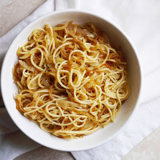 Onion Spaghetti Recipes