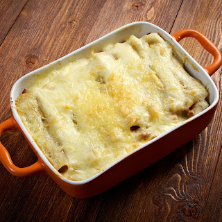 We Love This Ragu-Stuffed Cannelloni Bake And So Will You!.