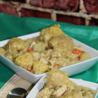 Irish Chicken & Dumpling Stew