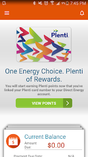 Direct Energy Account Manager- screenshot thumbnail