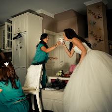Wedding photographer Eduard Pagria (pagria). Photo of 21.10.2014