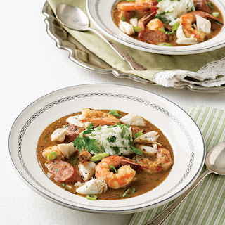 Bayou Vermilion Shrimp and Crab Gumbo