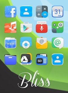 Bliss – Icon Pack 1