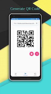 QR Barcode Scanner & Generator Free 4