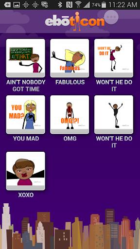 Eboticon Emoji Stickers! hack tool