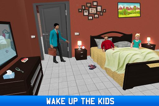Virtual Single Dad Simulator: Happy Father Apk 1