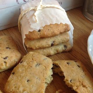 Millet And Quinoa Cookies.