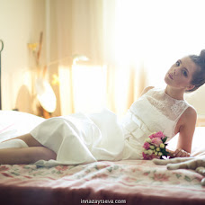 Wedding photographer Inna Zayceva (innazaytseva). Photo of 26.06.2014