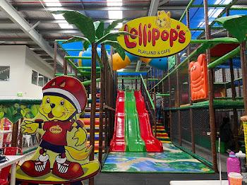 Lollipop's Playland & Cafe