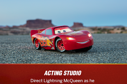 Lightning Mcqueen Bad Word