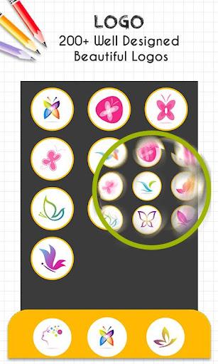 玩免費遊戲APP|下載Designer Logo Maker app不用錢|硬是要APP