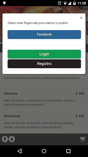 Pizzapi  screenshots 4