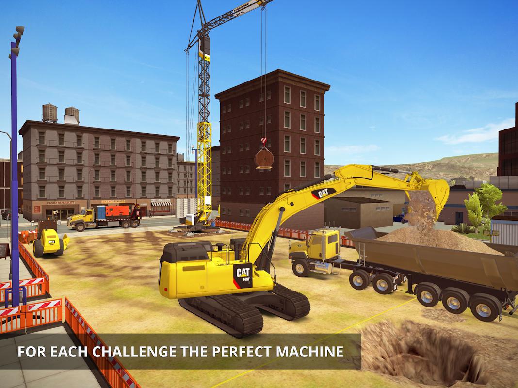 Construction Simulator 2 MOD 1 0 (Unlimited Money) APK OBB