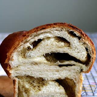 Adventures in Pesto Bread.