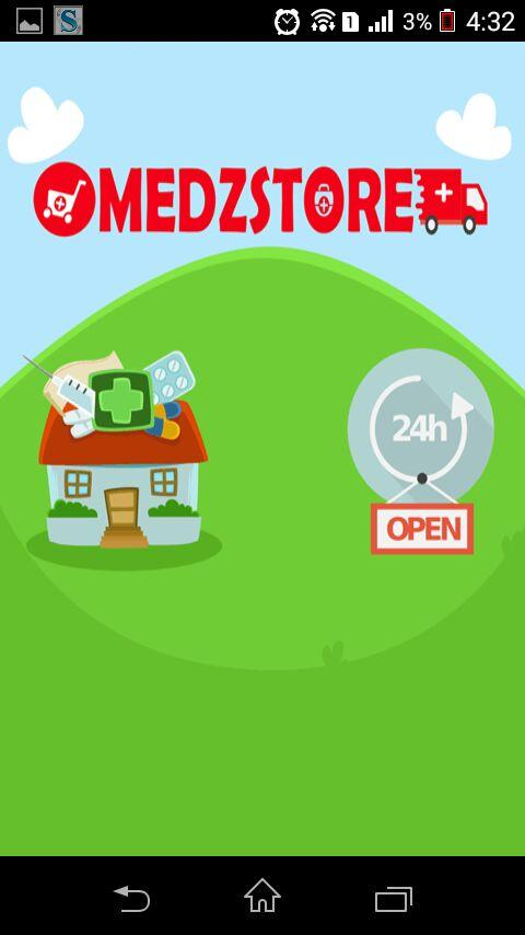 Medzstore - Your Pharmacy App- screenshot