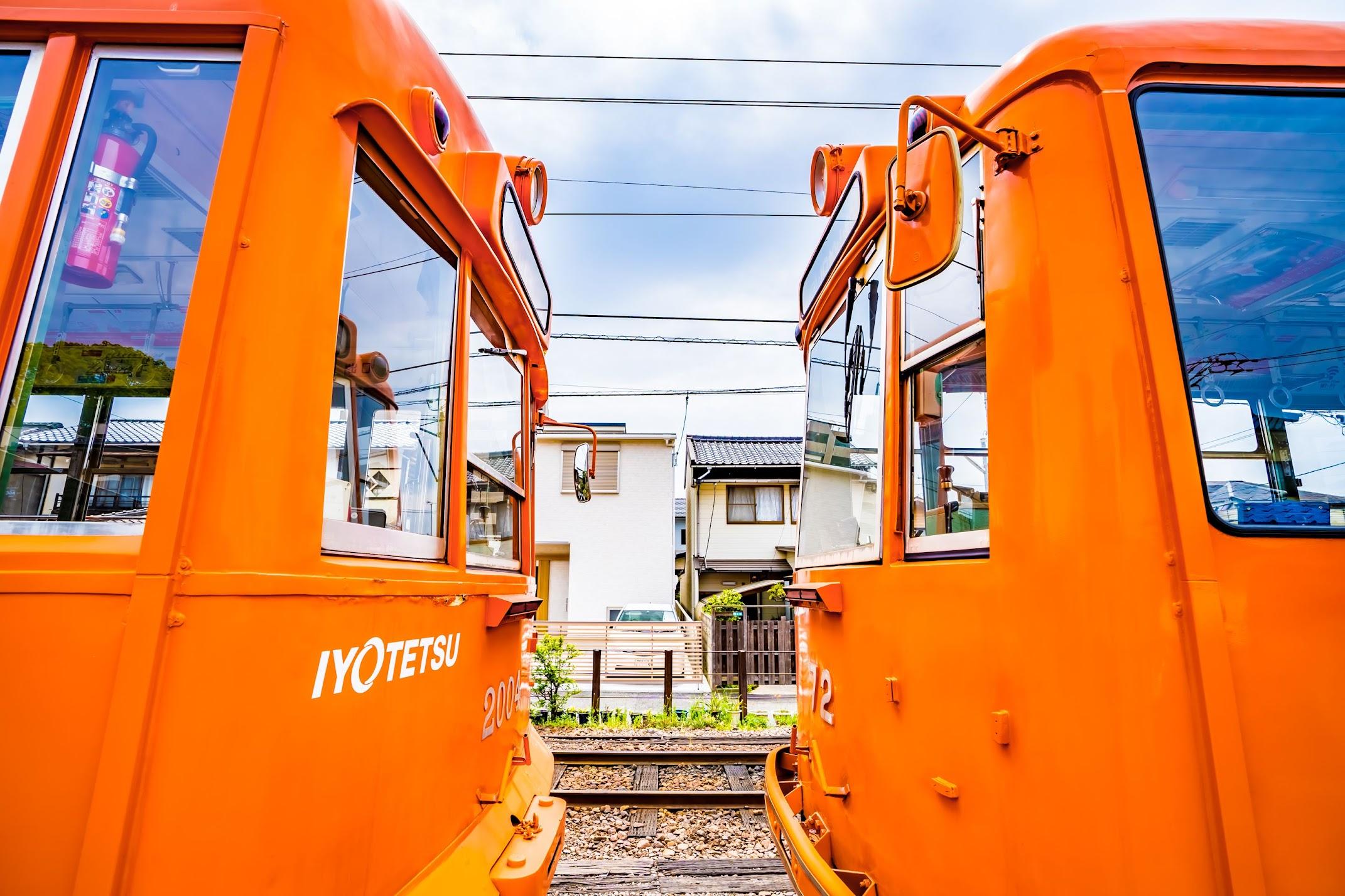 松山 路面電車2
