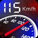 Speedo HUD: GPS Speedometer Free icon