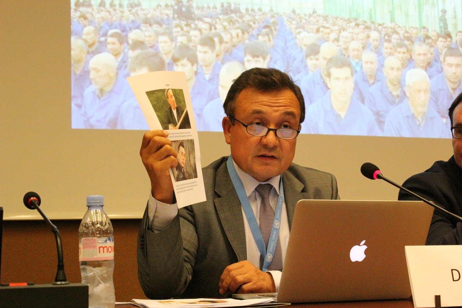 World Uyghur Congress   China's War On Islam: Dolkun Isa Escaped Xinjiang  and Interpol to Defend Uyghur Existence