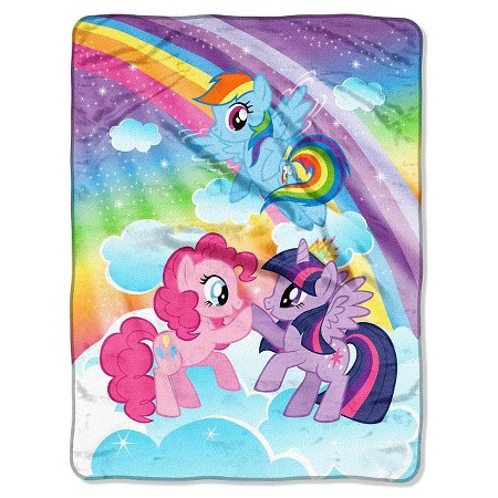MLP Gifts - My Little Pony Microfleece Throw