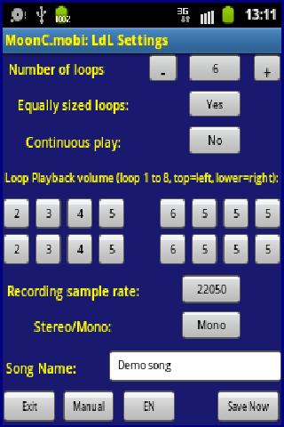 LoopDeLoop- screenshot