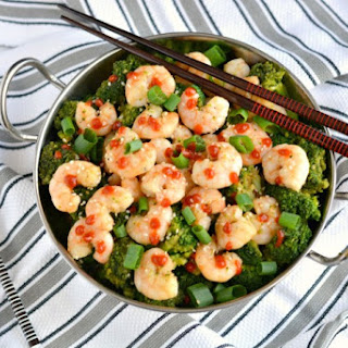 Easy Shrimp & Broccoli Stir Fry Recipe