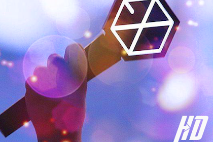 Logo Exo Wallpaper Android