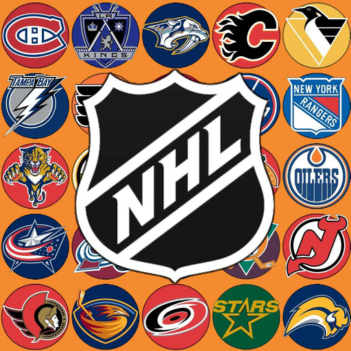 Name NHL Logo 益智 App LOGO-硬是要APP