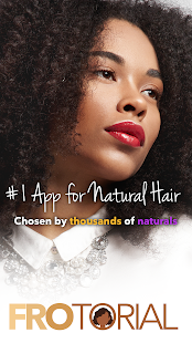 FROtorial - Community for Natural Hair - náhled