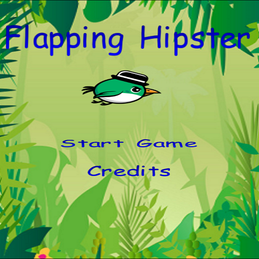 Flapping Hipster